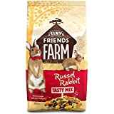 Supreme Petfoods  Russel Tiny Friends Farm Rabbit Tasty Mixi, 850 g, Pack of 6