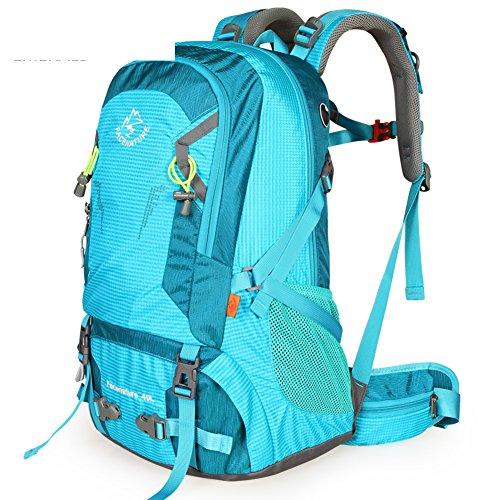 Zaino outdoor/ escursionismo Pack/Coppia zaino/Borsa da viaggio-verde verde