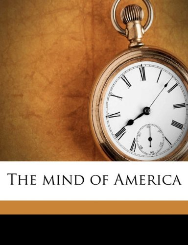 The mind of America