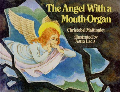 Angel With A Mouth-Organ