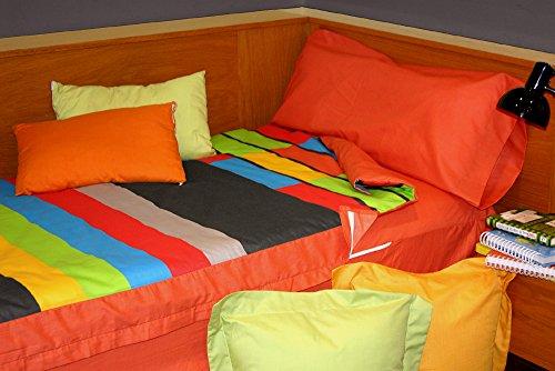 Saco Nórdico Cuadros y Rayas OSLO (cama de 90)
