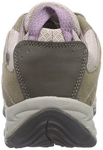 Hi-Tec Celcius Wp W' , Chaussures de Randonnée Femme Marron - Braun (Lt Taupe/Horizone/Elderbeberry  041)