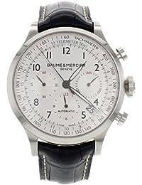 Baume y Mercier Capeland reloj para hombre 10063por Baume & Mercier