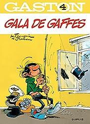 Gaston - tome 4 - Gala de gaffes