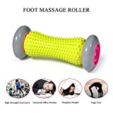 VGEBY Piede e Mano Massaggio, Muscolare Roller Stick Polsi e Avambracci Exercise Roller per Fascite Plantare