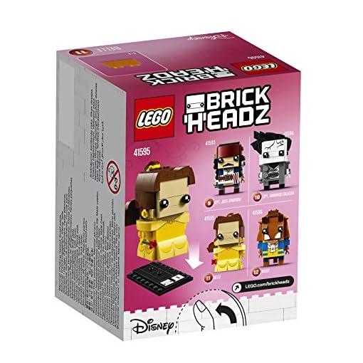 LEGO 41595 BrickHeadz Disney Princess Belle