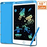 LCD Writing Tablet, Coovee 10 Inch Colorful Digital Ewriter...
