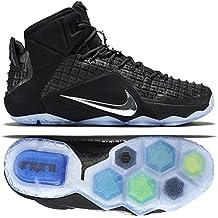 Nike Lebron XII EXT RC QS Zapatillas para Hombre, Zapatillas de tacón Alto 744286
