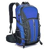 40L atmungsaktive Bergsteiger Tasche Outdoor Casual Daypack für Männer und Frauen Wandern...
