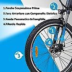 Macwheel-Wrangler-600-275-Mountain-Bici-Elettrica-Batteria-Rimovibile-agli-Ioni-di-Litio-da-36-V125-Ah-Shimano-a-7-velocit-Freni-a-Doppio-Disco-Tektro-Bicicletta-Elettrica-per-Adulto-Unisex