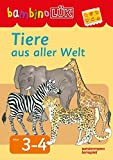 bambinoLÜK-System: bambinoLÜK: Tiere aus aller Welt: 3 - 4 Jahre