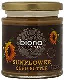 Biona Sunflower Seed Butter, 170 g