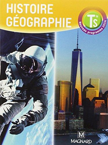 Histoire-Gographie Tle S : Nouveau programme 2014