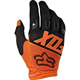Fox Handschuhe Junior Dirtpaw Race, Orange, Größe YM