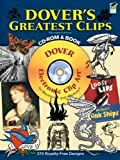 Dovers Greatest Clips [With CDROM] (Dover Electronic Clip Art)