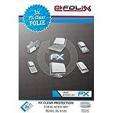 atFoliX FX-Clear Film de protection d'écran pour Blackberry Pearl 3G 9105