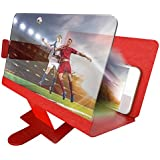 "Daewoo agrdsv100rouge/DAE ampliadora fotográfica D 'pantalla para Smartphone 8,3""rojo"