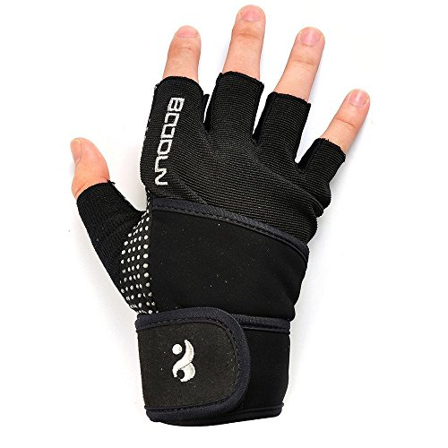 iwish-Womens-Mens-Fitness-Weight-Lifting-Glove-with-Long-Wrist-Wrap-Support