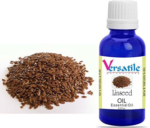 Leinöl ätherische Öle 100% reine natürliche Aromatherapie Öle 3ML-1000ML