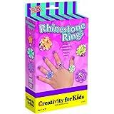 Creativity for Kids Rhinstone Rings Mini Kit