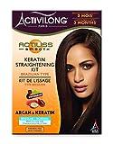 Best El aceite de Argán suero para los pelos - Activilong - Kit de alisado tipo brasileño normal-regular Review