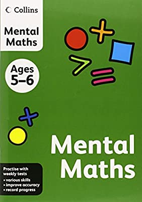 Collins Mental Maths (Collins Practice) from Collins Educational