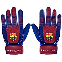 FC Barcelona Official Football Gift Goalkeeper Goalie Gloves