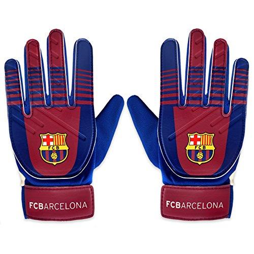 FC Barcelona - Guantes portero oficiales - Para niños