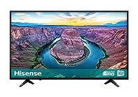 Hisense 4K Ultra HD Smart TV - Black (Certified Refurbished)