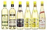 Cotnari   Weinpaket verschiedene Weißweine (6 x 0.75 L) - Rumänische Qualitätsweine