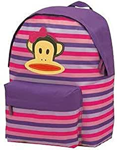 PAUL FRANK - Mochila Paul Frank, color Rosa