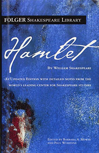 The Tragedy of Hamlet: Prince of Denmark (Folger Shakespeare Library)