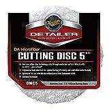 Meguiar's DMC5 5 DA Microfiber Cutting Disc, (Pack of 2)