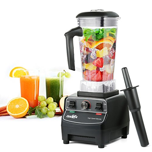 standmixer coolife smoothie mixer mix mit 23000 u min preisvergleich. Black Bedroom Furniture Sets. Home Design Ideas