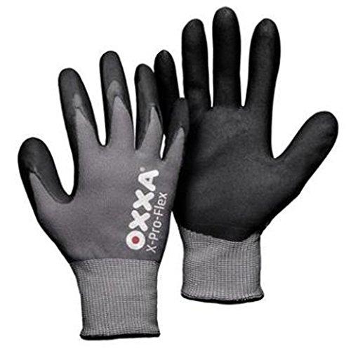 Oxxa 1 51 290 Handschuh X-Pro-Flex NFT Größe 10 in schwarz