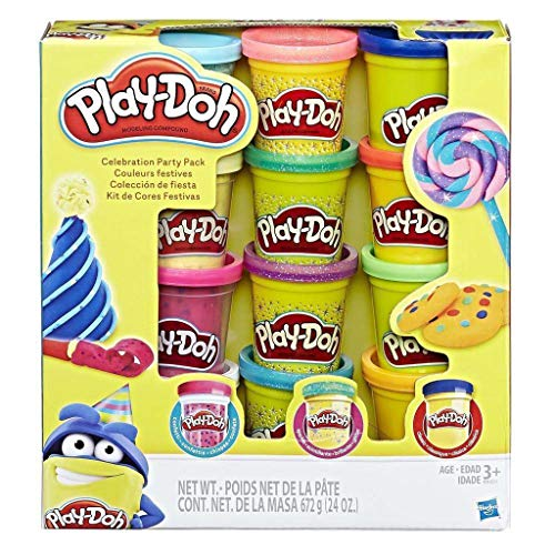 Play-doh Party Pack (Play-Doh Celebration Party Pack)