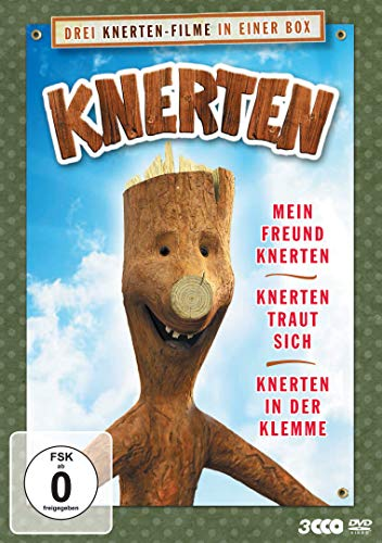 Knerten im Dreierpack (Mein Freund Knerten / Knerten traut sich / Knerten in der Klemme) [3 DVDs]