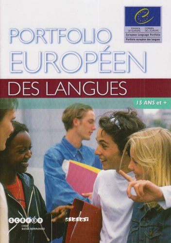 Portfolio européen des langues : Avec un livret