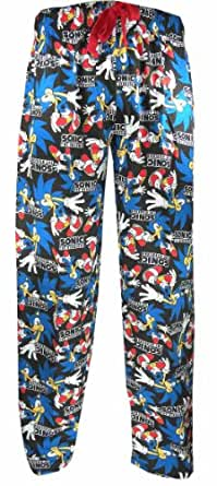Sonic the Hedgehog Black Lounge pants XX LARGE