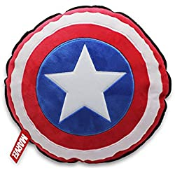 MARVEL - Captain America escudo cojin