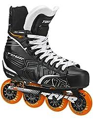 Tour Hockey adulto fb-325Hockey sobre patines - 68TA-11, 11, Negro