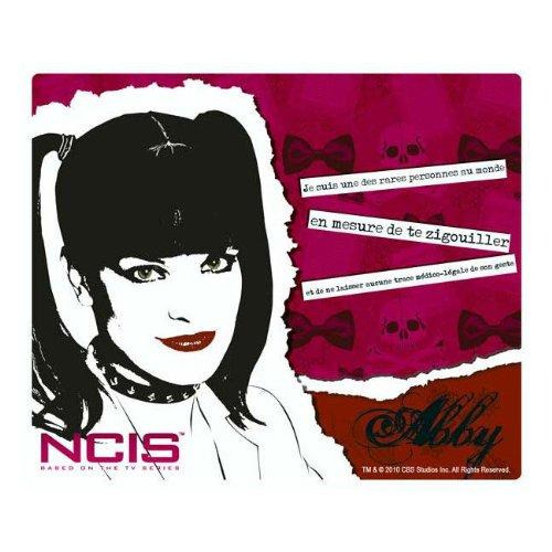 Preisvergleich Produktbild Navy CIS (NCIS) Mousepad / Mauspad: Abby