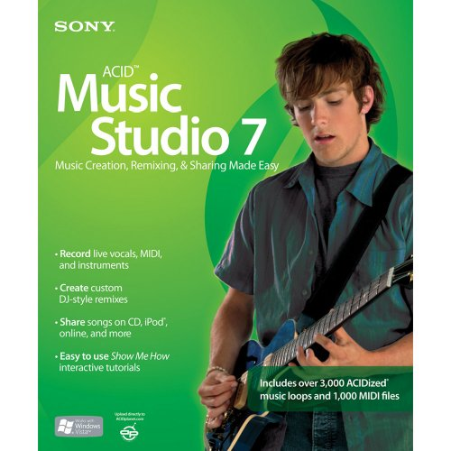 Sony Acid Music Studio 7 (PC) Test