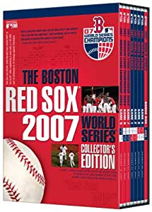 Boston Red Sox 2007 World Series Collector's Editi [DVD] [Region 1] [US Import] [NTSC]