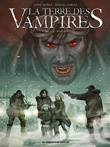 La Terre des vampires T02: Requiem