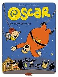 Oscar - tome 3 - Les gadjos du cirque