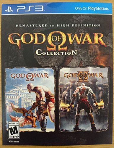 God of War Collection (PS3) USA IMPORT
