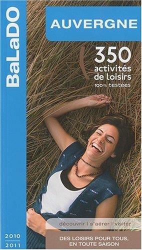 Guide BaLaDO Auvergne 2010-2011