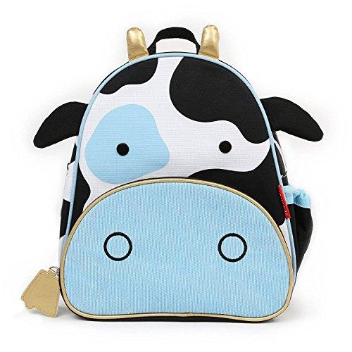 Mochila infantil Skip Hop, diseño de vaca