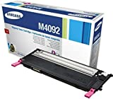 Magenta Toner Cartridge Standard Yield - Yield: 1000 - Compatible with: CLP-310/315 series CLX-3170/3175 series